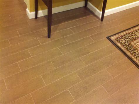 Ceramic Tile That Looks Like Hardwood  Home Design Ideas