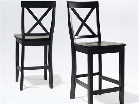 Cheap Wooden Bar Stools Pine Wood Backless Saddle Style