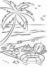 Coloring Picnic Printable Downloadable Documents Sheets Latest Supercoloring Via sketch template