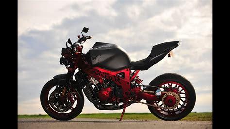 Streetfighter Motorcycle Cbr900 Fireblade The Punisher