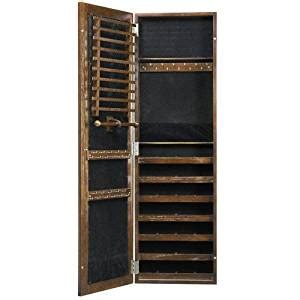 Wall Mount Jewelry Cabinet by Home Decorators Collection Artisan Wall Mount