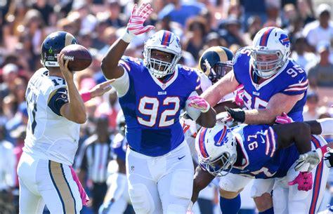 buffalo bills  players remain   roster
