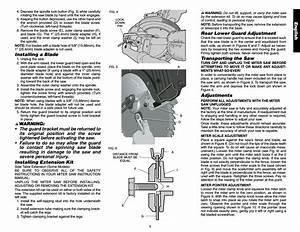 Dewalt 12 U0026quot  Compound Miter Saw Dw705 User Manual