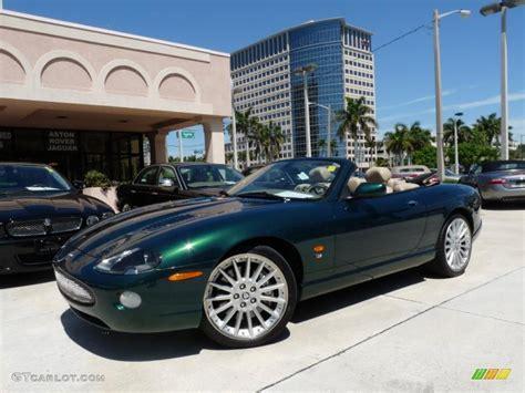Green Jaguar Car by 2005 Jaguar Racing Green Metallic Jaguar Xk Xkr