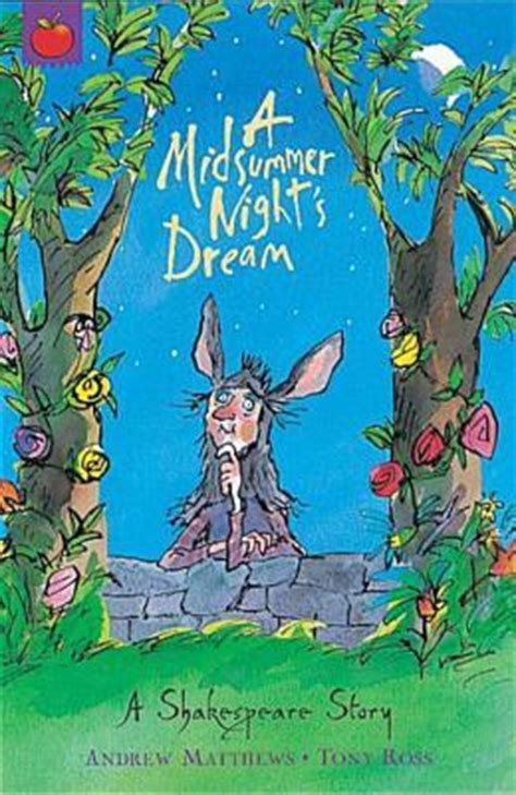 midsummer nights dream  andrew matthews reviews discussion bookclubs lists