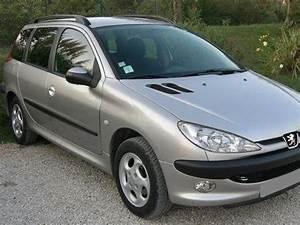 Peugeot 206 Sw 1 4 Hdi X Line Occasion  U00e0 Vendre 77 Seine