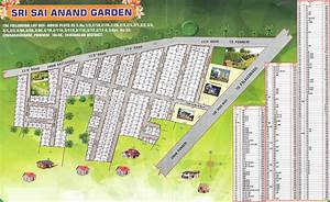 460 sq ft Plot for Sale in GVM Land Sri Sai Anand Garden ...