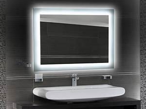Led Badspiegel Günstig : beleuchteter led badspiegel o led spiegel ~ Indierocktalk.com Haus und Dekorationen