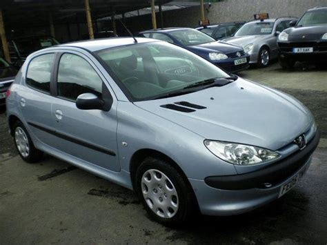 peugeot 506 for sale used peugeot 206 2005 petrol 1 4 s 5dr tip hatchback
