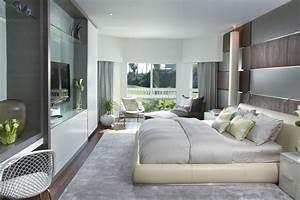 stylish interior in miami florida With home interior design modern bedroom