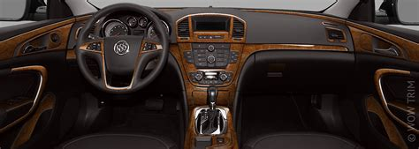 dash kits  buick lacrosse wood grain camo carbon