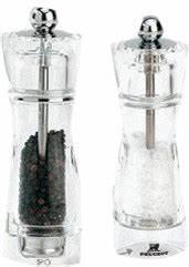 Salz Und Pfeffermühle Peugeot : peugeot vittel salz und pfefferm hle set acryl 16 cm ab 62 00 preisvergleich bei ~ Orissabook.com Haus und Dekorationen