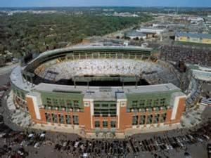 Green Bay Wisconsin Lambeau Field