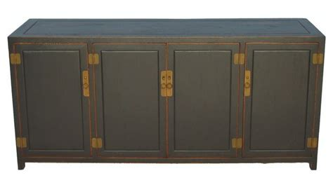 Black Sideboards And Buffets by Antique Black Sideboard Asian Buffets And Sideboards