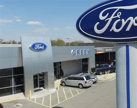 Ford Dealer In Greensboro, Nc
