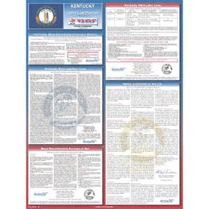Printable Federal Labor Law Posters Free
