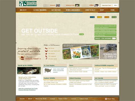 Top 20 Nonprofit Website Designs In Dc  Non Profit And