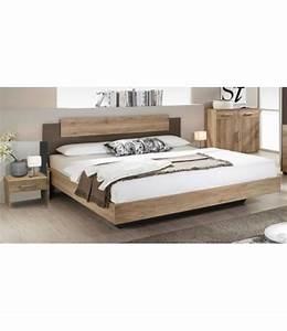 Lit But 160x200 : lit bambou 160x200 tidy home ~ Teatrodelosmanantiales.com Idées de Décoration