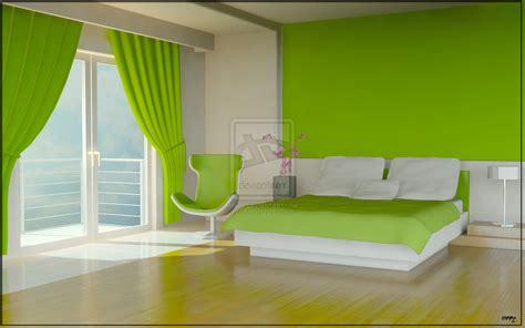 muebles  decoracion de interiores el color verde