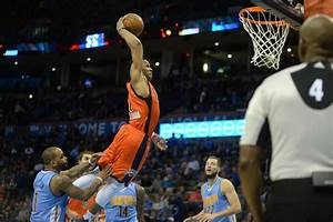 Russell Westbrook Raised the Roof After Thunderous Dunk ...