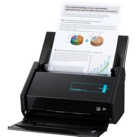 Scanner Fujitsu iX500 ScanSnap | ImpressorAjato