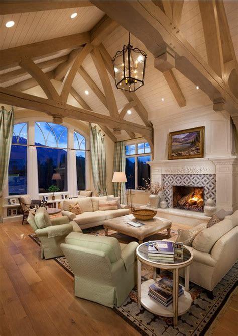 quel type d intérieur pour votre chalet en bois habitable