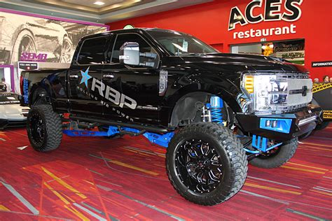 best floor for lifted trucks top 25 lifted trucks of sema 2016