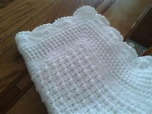 Crochet En S : couverture b b au crochet et son tuto un p 39 tit bout ~ Nature-et-papiers.com Idées de Décoration