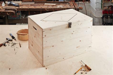 comment fabriquer un coffre en bois multi usage decorer sa maison fr