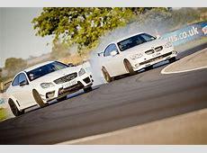 eCoty Mercedes C63 AMG Black vs Alpina B3 GT3 video Evo