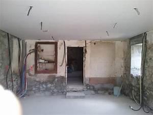 Maison Des Travaux : travaux de r novation d 39 une ancienne maison paca bouches ~ Melissatoandfro.com Idées de Décoration