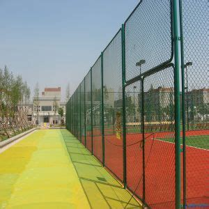 china high quality flexible sports ground fencing