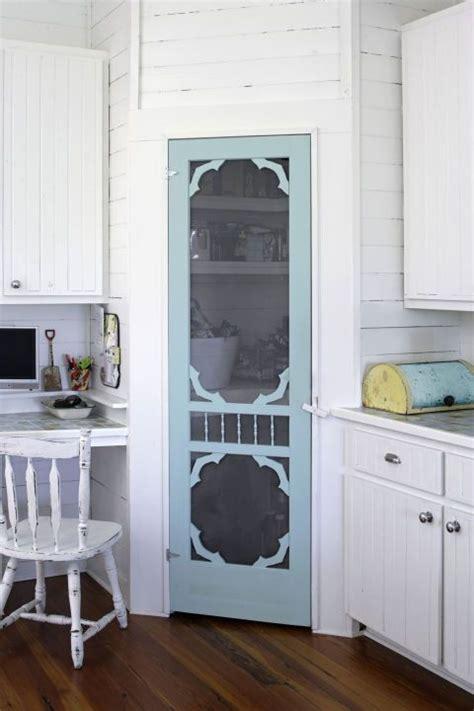 screen door pantry ideas  pinterest pantry