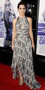 Sandra Bullock's Red Carpet Style | InStyle.com