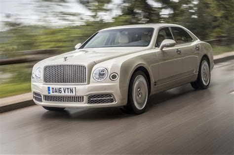 2017 Bentley Mulsanne Reviews And Rating