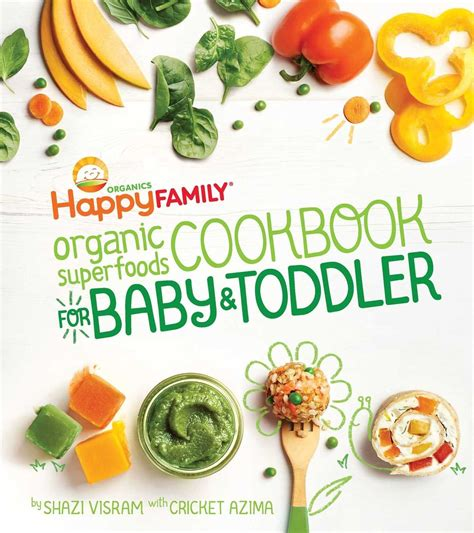 9 Best No Fuss Cookbooks For Babies Toddlers Wholesome