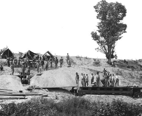 siege manpower siege of petersburg