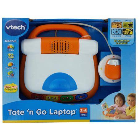 Vtech Learn N Grow Laptop vtech tote go laptop plus orange walmart