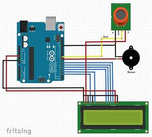 Arduino Interface For Alcohol  Mq