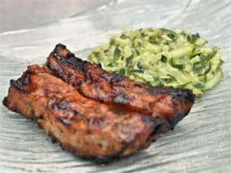 ma cuisine et vous recettes de travers de porc au barbecue