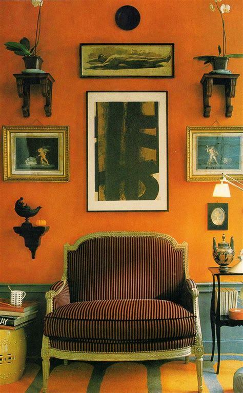 25 best ideas about orange walls on pinterest orange
