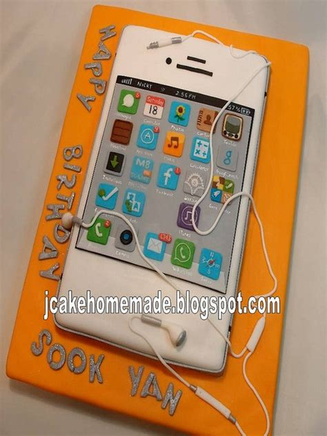 iphone the years best 25 iphone cake ideas on recipe app for 3409