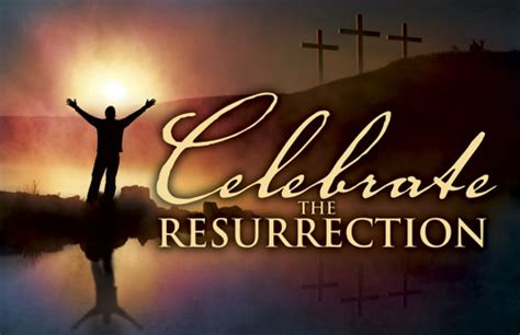 celebrate resurrection banner church banners outreach