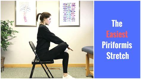 the easiest piriformis stretch spinecare decompression