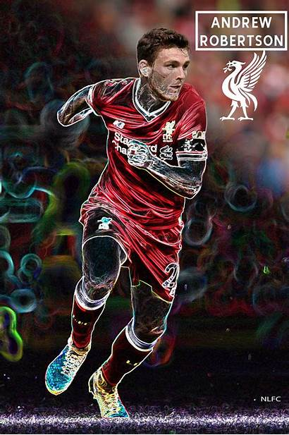 Robertson Andrew Wallpapers Liverpool Fc Ynwa Players
