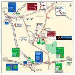 Brentwood Essex Map