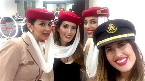beauty secrets   emirates cabin crew myfashdiary