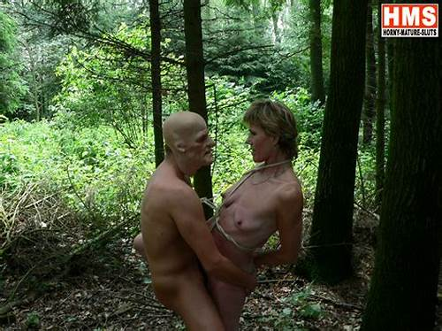 Illustration Of A Mature Biker In The Forest #Horny #Mature #Slut #Taken #In #The #Forest #By #A #Masked #Man