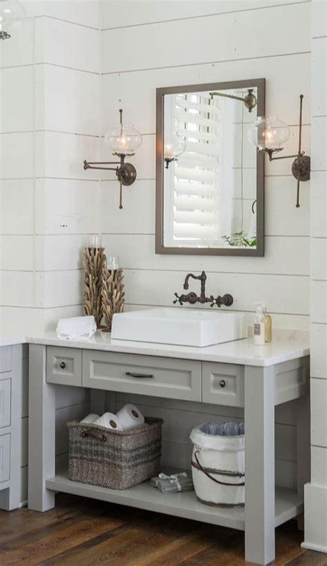 Shiplap For Bathrooms by Beautiful Shiplap Bathroom Bathroom Ideas In 2019