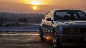 BMW E46 Cars M3 Sunset